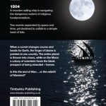 Mother Moon book – back cover design