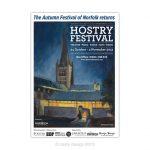Hostry Festival 2013 poster design