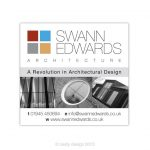 Swann Edwards Architecture advert design (1)
