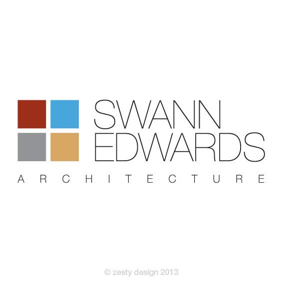 Swann Edwards Architecture logo design