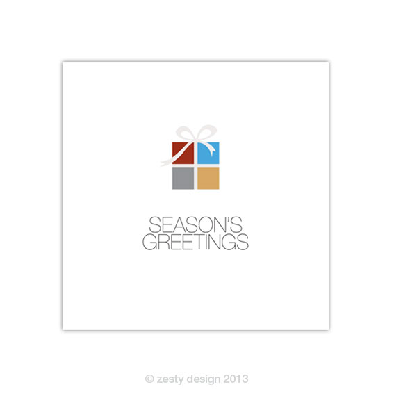 Swann Edwards Architecture Christmas card 2011 design
