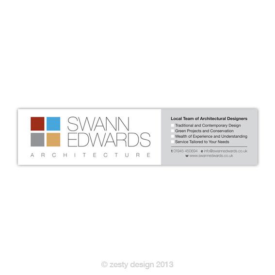 Swann Edwards Architecture banner design